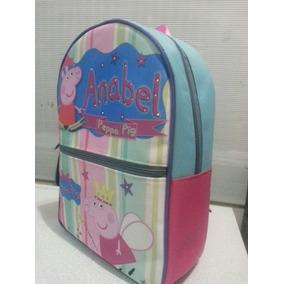 Bolso Escolar Peppa Pig