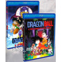 Dragon Ball 2 Peliculas Blu-ray Español Latino Multiregion