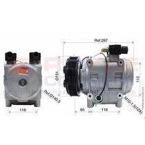 Compressor Ar Condicionado Onibus Tm31 8pk 24v Produto Novo