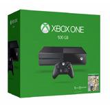 Xbox One 500gb Sellado, Control Y Juego Envio Gratis