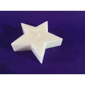Vela Flotante Estrella Bodas Albercas 12cm Paq Con 30 Pzas