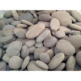 Piedras Tejo De Río, Para Decoración De Jardines Por Bolsa