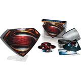 Blu Ray 3d Superman Man Of Steel Dvd Colelctor