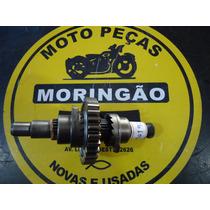 Eixo Pedal Partida Xl 250/xlx 350/sahara Original Novo