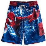 Traje De Baño Bermudas Spider-man Hombre Araña Disney Store