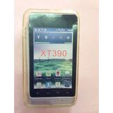 Capa Silicone Motorola Motosmart Xt390