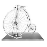 Fascinations - Autos Mms087 - Rueda Bicicleta Antigüa
