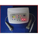 Ultrasonido Portátil 2 Cabezales +1 Cauterizador 1mhz Y 3mhz
