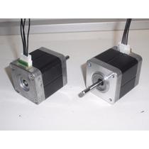 Motores A Pasos Nema 17, Stepper, 6kg-cm, Cnc Arduino Pololu