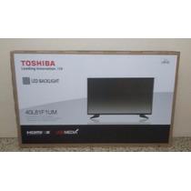 Tv Marca Toshiba De 40 Pulgadas Led Full Hd Modelo 40l81f1um