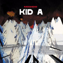 Radiohead - Kid A - 2 Vinilos 10 De 180 Grs Nuevos Import
