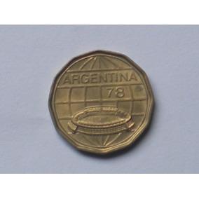Vendo 5 Monedas De Argentina Del Mundial De 1978. 100 Pesos