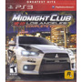 Midnight Club Los Angeles Complete Edition Ps3 Nuevo Citygam