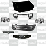Capot Chevrolet Corsa 2000 / 2008 Trompa Completa Autopar