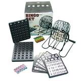 Set Bingo, Tómbola + Cartones + Ficha + Bolas 81501/fernapet