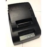 Impresora Térmica De Tickets 58mm