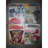 Revistas Anteojito Billiken Genios Años 60, 70, 80 Y 90