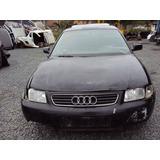 Sucata Audi A3 1.8 Aspirada Ano 1998 Para Retirada De Peças