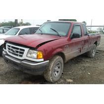 Ford Ranger 2002 ( En Partes ) 2001 - 2003 Motor 3.0