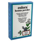 Tintura Colora Henna Polvo, Castaño 60 Ml