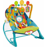 Silla Mecedora Crece Contigo Fisher Price Modelo Dark Safari