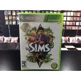 The Sims 3 Xbox 360 Midia Física Lacrado Novo Dvd