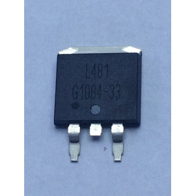 G1084, 1084, Regulador G1084-33, 3,3v/5a Original
