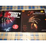 Freddys Dead The Final Nightmare + Lentes / New Nightmare