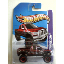 10 Toyota Tundra Super Th - Treasure Hunt Hot Wheels 2013