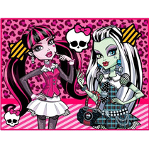 Kit Imprimible Monster High Candy Bar Golosinas Y Mas