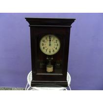 Increible Y Unico Reloj De Ferrocarril