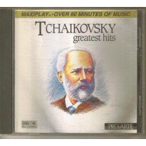 Tchaikovsky - Greatest Hits ( Musica Clasica ) Cd