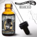 Grave Before Shave: Oleo De Barba Gentlemens Blend Bourbon