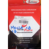 Kit Carburador Chevrolet Monza 1.8 Solex 1 Boca