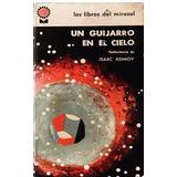 Un Guijarro En El Cielo - Isaac Asimov - Tapa Dura Nuevo