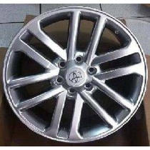 Jogo Roda Toyota Hilux Sw4 2014 Aro 16 6x139