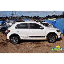 Vw Gol Rallye / Sucata/peças/motor/cambio/acessorio