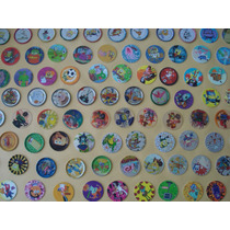 Coleccion Tazos Bob Esponja 2007 Completa 162 Pzas.