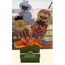 Plaza Sesamo Babies Centro De Mesa Personajes Para Fiesta