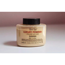 Ben Nye Luxury Powder Polvo Tono Banana 42g