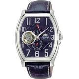 Reloj Orient Automatico Cfhaa003d Reserva De Marcha Gtia Ofi