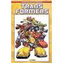 Transformers Geração 1 Edição Encadernada/panini