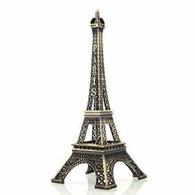 Torre Eiffel Paris Grande 33 Cm Decoração Presente Excelente