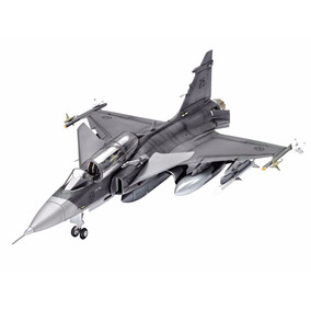 Revell - Saab Jas-39d Gripen Twin Seater 1:72 - 03956