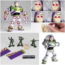 Toy Story Buzz Light Year Revoltech
