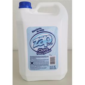 Cloro gel 5 lts en mercado libre argentina for Precio litro cloro liquido