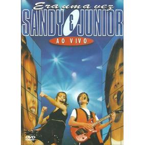 Dvd Era Uma Vez Sandy & Junior Ao Vivo