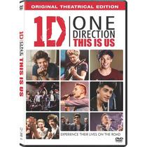 One Direction Asi Somos La Pelicula ( Dvd ) - Los Chiquibum