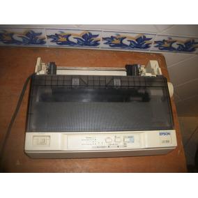 Impressora Epson Lx 300 Com Tampa Acrílica (63 Vendidos)