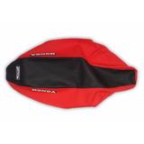 Funda De Asiento Lcm Covers Honda Tornado Xr250, Roja/negra